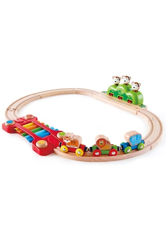"""Hape Spielzeug - Eisenbahn """"Kleines Tier - Eisenbahnset"""" (Set) kaufen"""