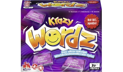 """Ravensburger Spiel, """"Krazy WORDZ"""" kaufen"""