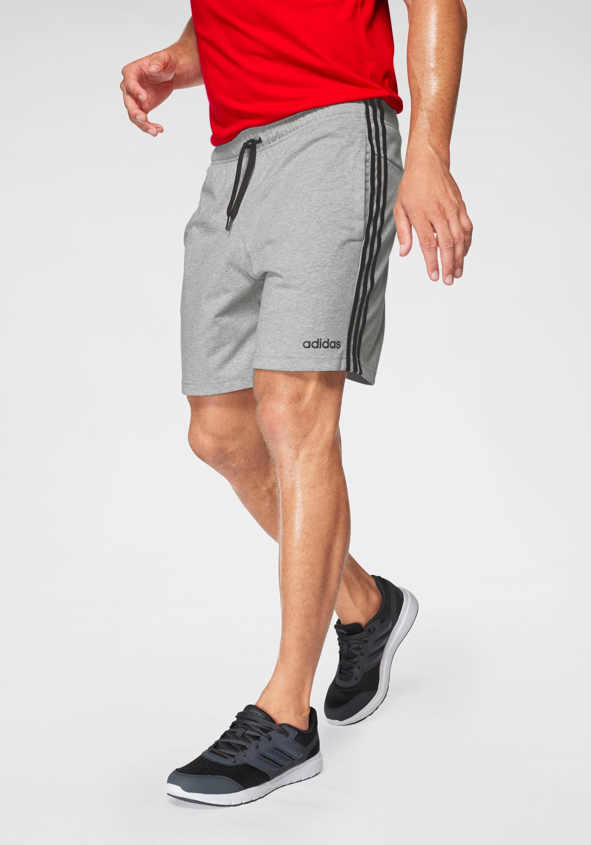 adidas Shorts »ESSENTIALS 3 STRIPES SHORT SJ« » BAUR