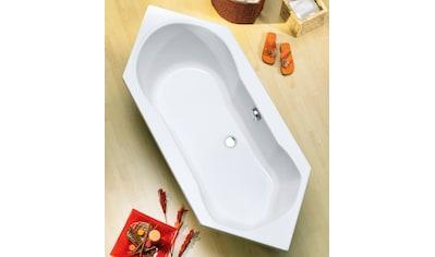 OTTOFOND Badewanne »Ravenna«, B/T/H: 190/80/44,5 cm, inkl. Füße kaufen