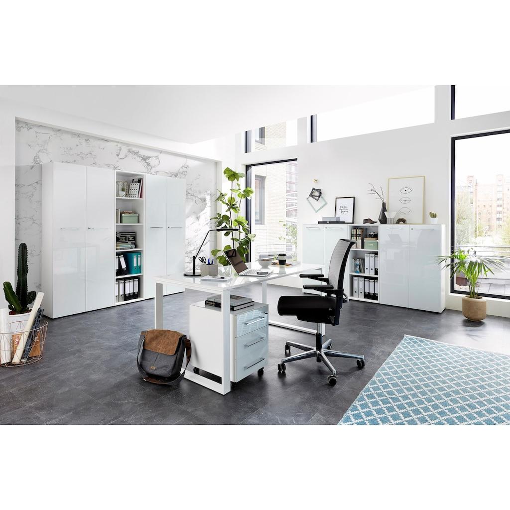 GERMANIA Büro-Set »GW-Monteria«, (Set, 8 St.)