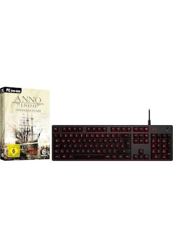 Logitech G »G413« Gaming - Tastatur kaufen