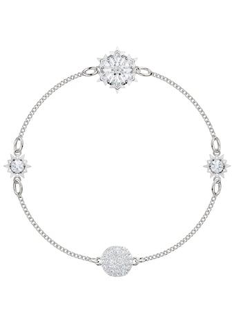 Swarovski Armband »Swarovski Remix Collection Snowflake, 5432735 - M, L« kaufen