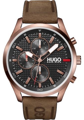 HUGO Multifunktionsuhr »#CHASE, 1530162« kaufen