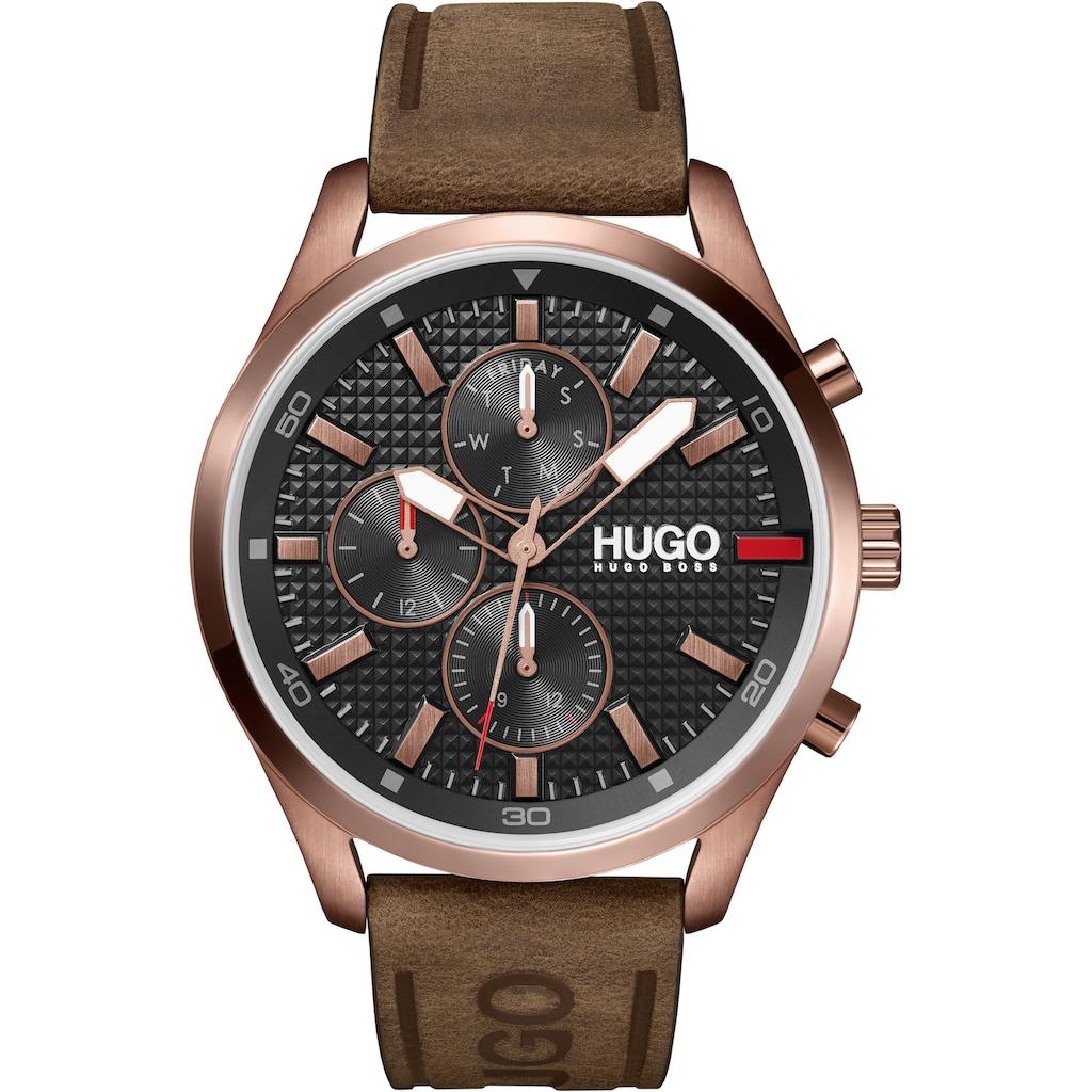 HUGO Multifunktionsuhr »#CHASE, 1530162«