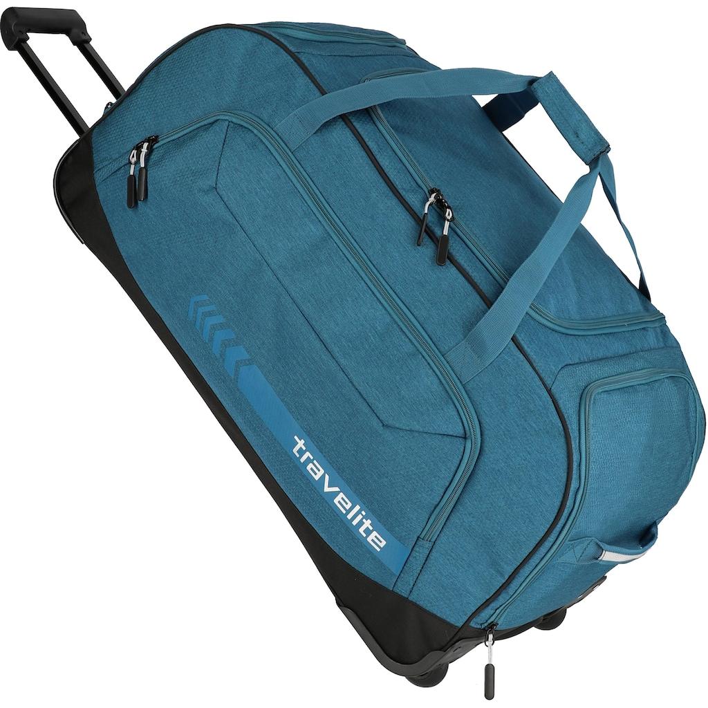 travelite Reisetasche »Kick Off XL, 77 cm«, mit Trolleyfunktion