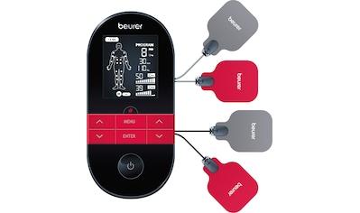 BEURER TENS-EMS-Gerät »EM 59«, mit 4 selbstklebenden Gel-Elektroden (45 x 45 mm) kaufen