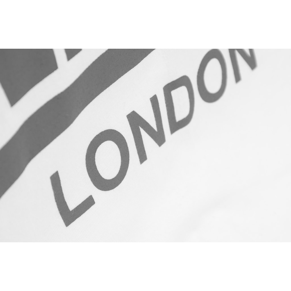 Lonsdale T-Shirt mit Frontprint