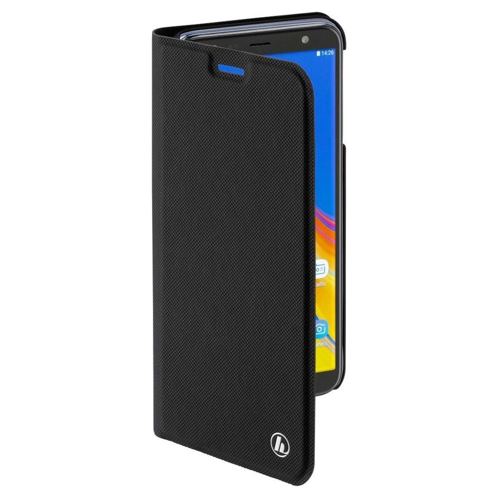 Hama Booklet Handy Smartphone Tasche Hülle Samsung Galaxy J4+