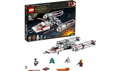 LEGO® Konstruktionsspielsteine »Widerstands Y-Wing Starfighter™ (75249), LEGO® Star Wars™«, (578 St.) kaufen