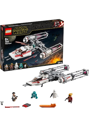 """LEGO® Konstruktionsspielsteine """"Widerstands Y - Wing Starfighter™ (75249), LEGO® Star Wars™"""", Kunststoff, (578 - tlg.) kaufen"""