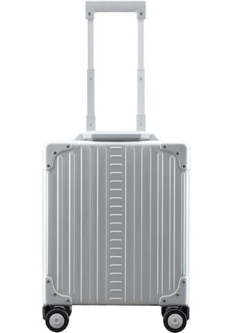 ALEON Hartschalen-Trolley »Aluminiumkoffer Vertical Underseat Carry-On, 32 cm«, 4... kaufen