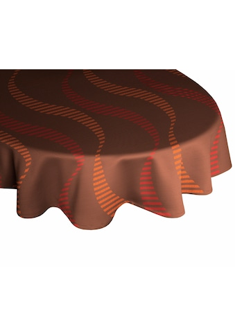 Wirth Tischdecke »LUPARA«, oval kaufen
