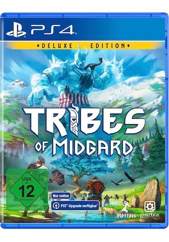 Gearbox Publishing Spiel »Tribes of Midgard Deluxe Edition«, PlayStation 4, nur Online kaufen