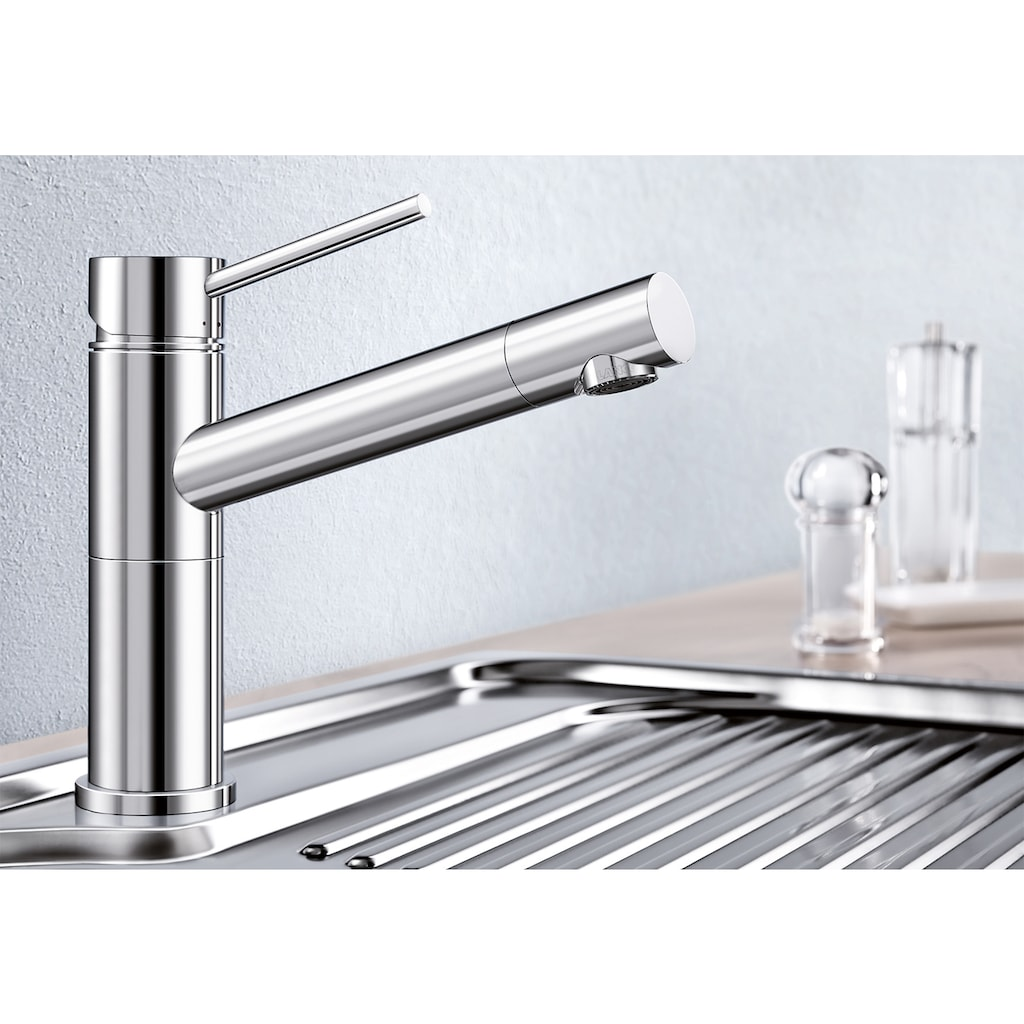 Blanco Küchenarmatur »ALTA Compact«, Hochdruck
