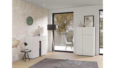 GERMANIA Wohnzimmer - Set »GW - Veluva« (Set, 2 - tlg) kaufen