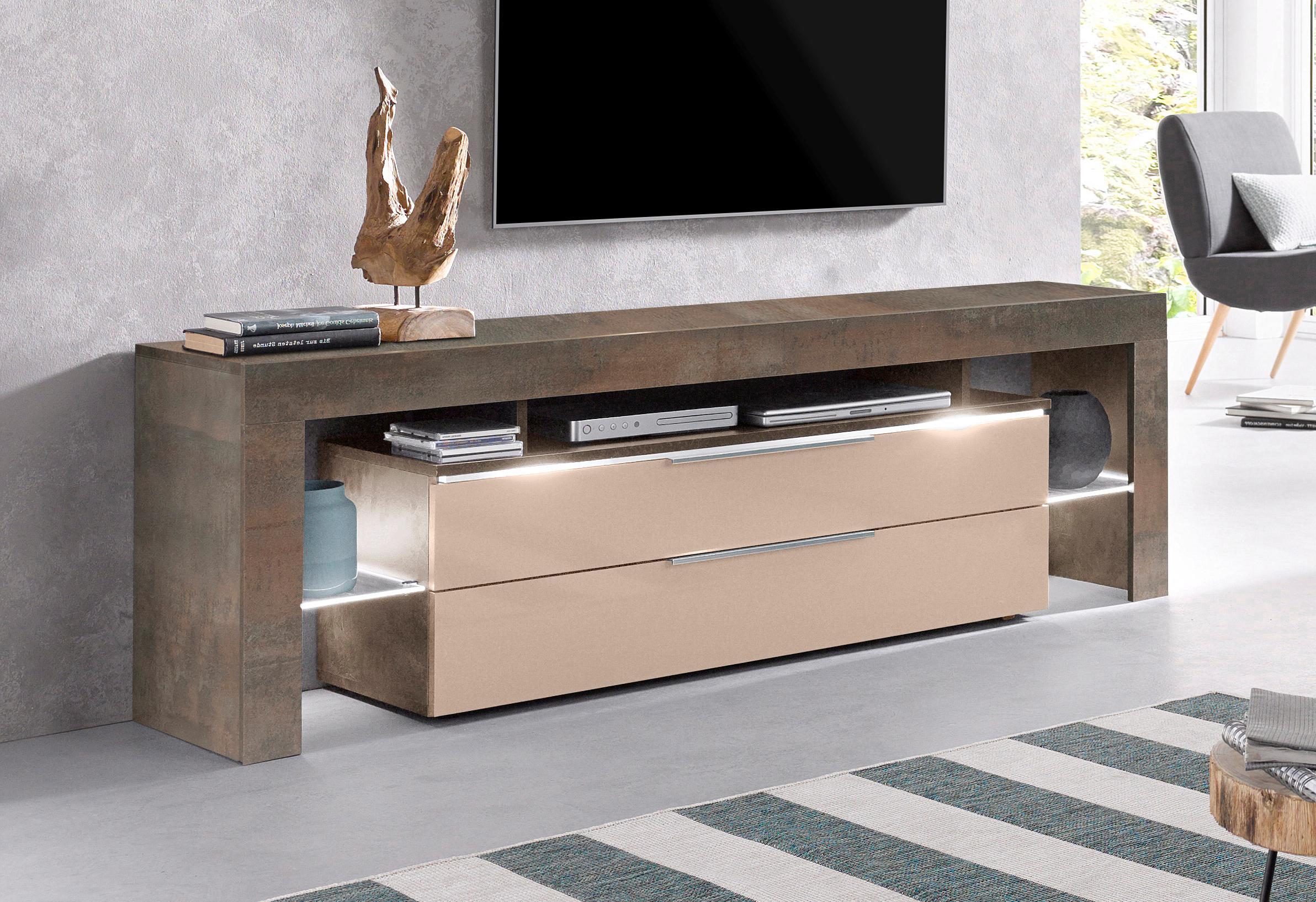 aluminium tv lowboards online kaufen m bel suchmaschine