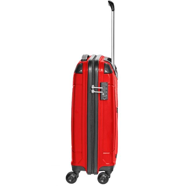 "Packenger Hartschalen-Trolley ""Silent"", 4 Rollen"