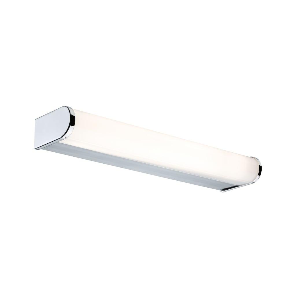 Paulmann LED Wandleuchte »HomeSpa Spiegelleuchte Arneb IP44 WhiteSwitch Chrom 6,5W 2.700K«, 1 St., Tageslichtweiß