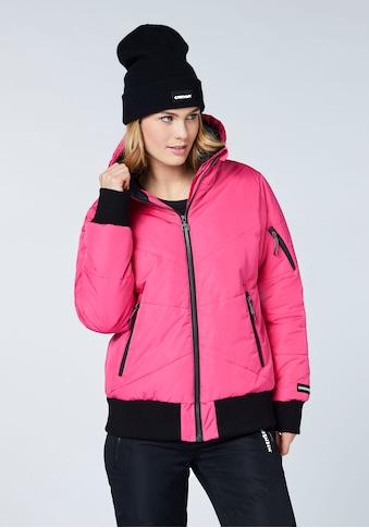 Chiemsee Skijacke »mit reflektierendem Streifen an der Kapuze« kaufen