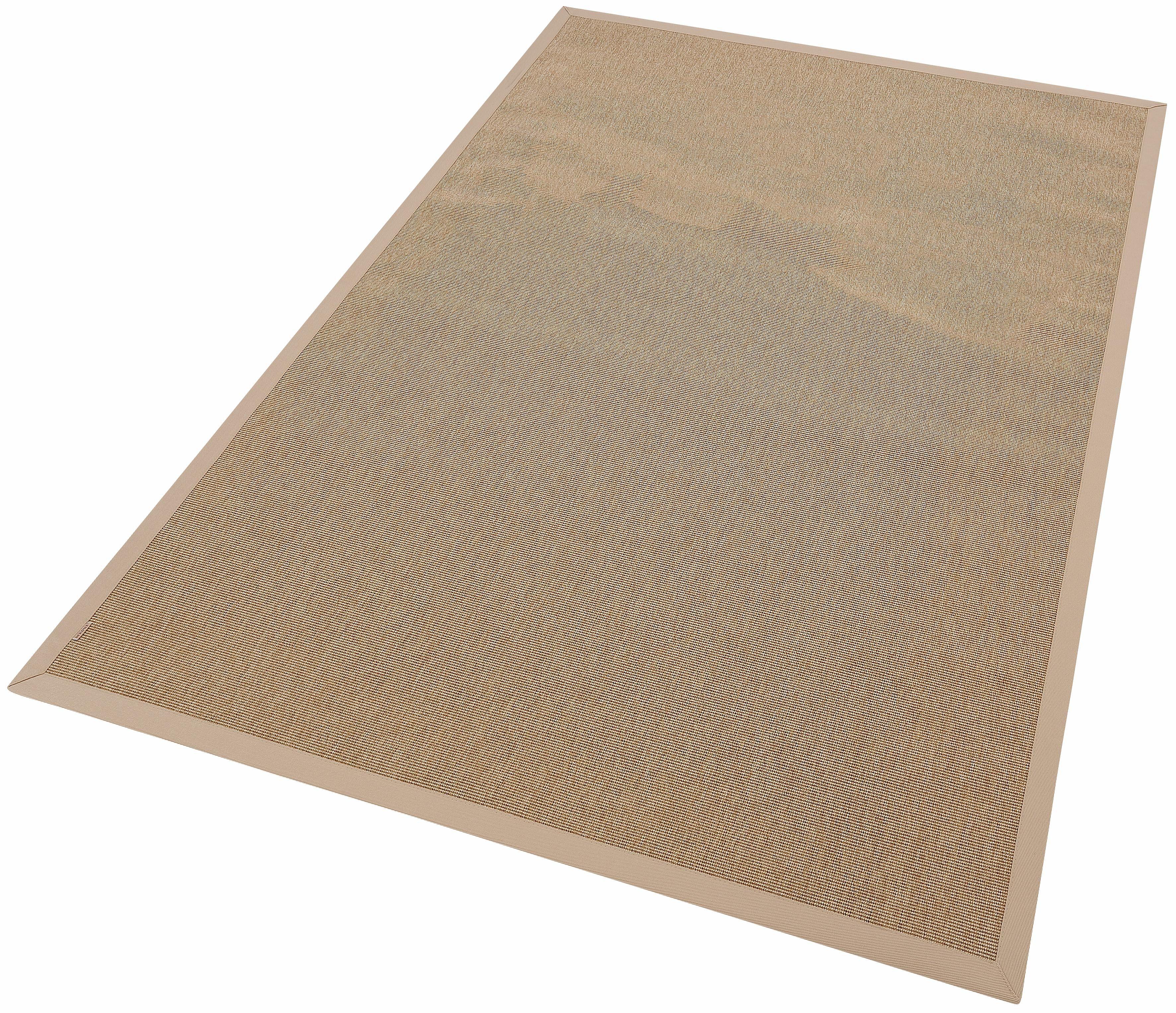 Teppich Naturino Rips Dekowe rechteckig Höhe 7 mm maschinell gewebt
