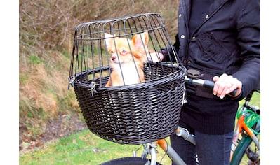 Trixie »Fahrradkorb mit Gitter« kaufen