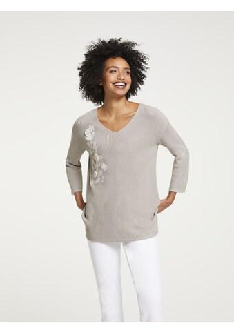 Pullover mit Seide kaufen