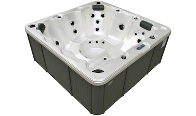 American Spa Whirlpool »Kansas«, 5-tlg., BxLxH: 199x199x78 cm kaufen