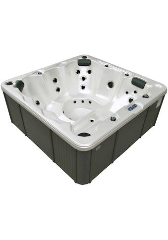 American Spa Whirlpool »Kansas«, 5-tlg., BxLxH: 198x198x78 cm kaufen