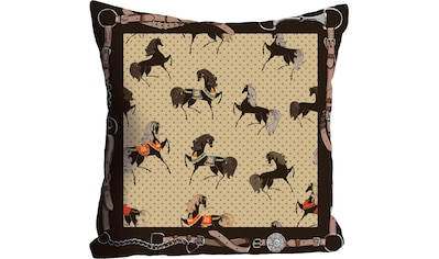 queence Kissenhülle »»Pferde«,«, (1 St.) kaufen