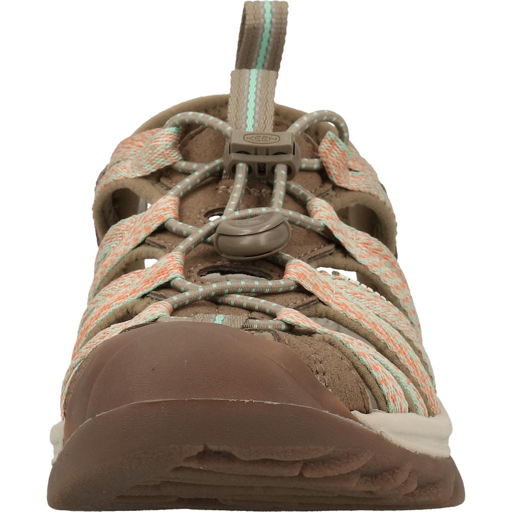 Keen Sandale »Leder/Textil«