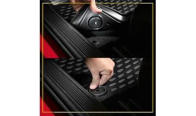 WALSER Passform-Fußmatten, (4 St.), für Nissan Qashqai Bj 2014 - Heute kaufen