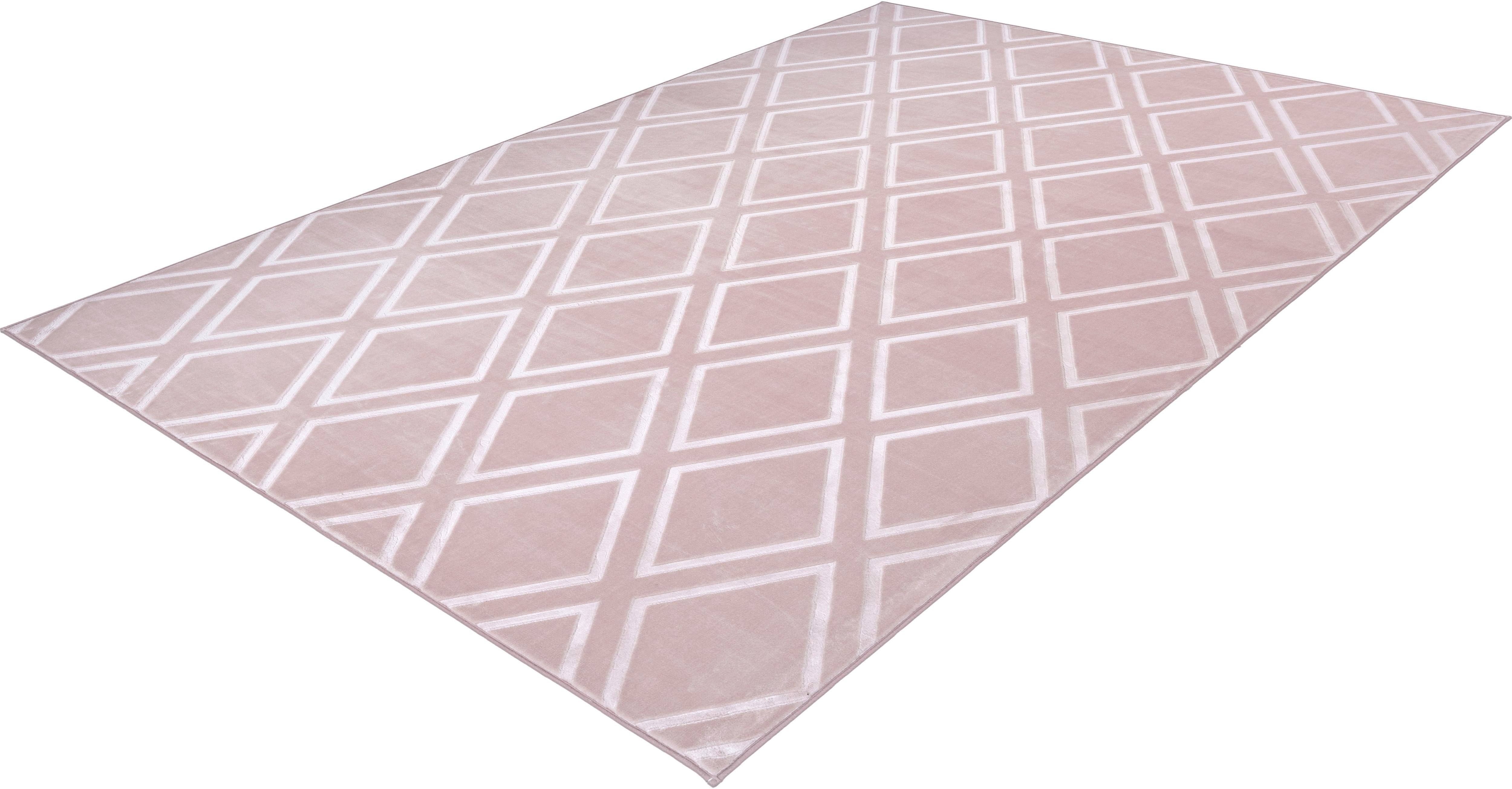 Teppich Ledion Leonique rechteckig Höhe 7 mm