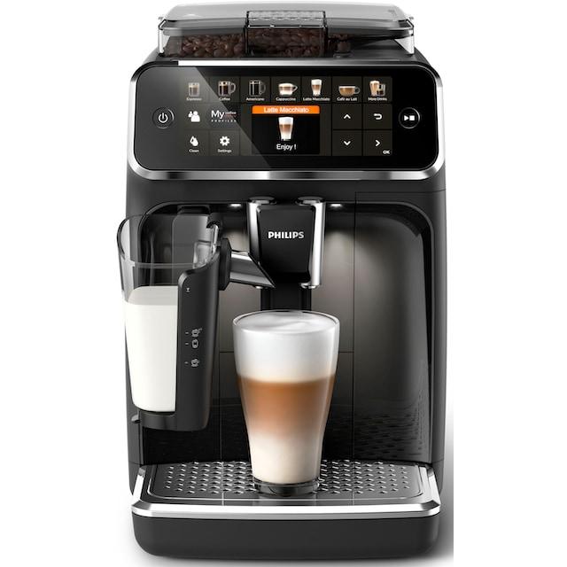 Philips Kaffeevollautomat 5400 Series EP5441/50, 1,8l Tank