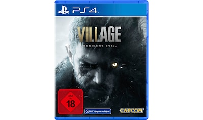 Capcom Spiel »Resident Evil Village«, PlayStation 4 kaufen