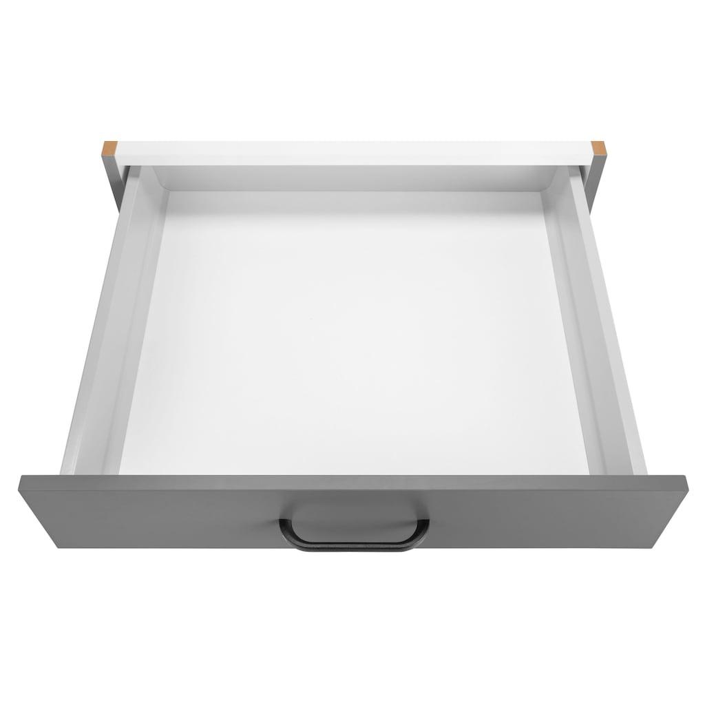 OPTIFIT Unterschrank »Elga«, mit Soft-Close-Funktion, Vollauszug, höhenverstellbaren Füßen und Metallgriffen, Breite 60 cm