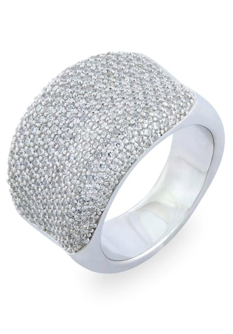 VILMAS Silberring »Starlight Shine, 4028146272620, 37, 44«, mit Zirkonia kaufen