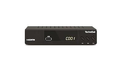TechniSat HDTV DVB - C Kabelreceiver mit Scart - Anschluss »HD - C 232« kaufen