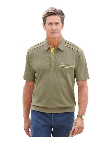 Hajo Kurzarm - Poloshirt mit Stickerei kaufen