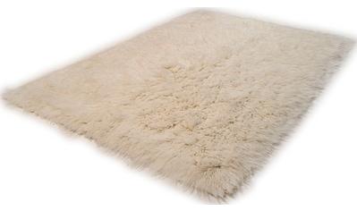 THEKO Wollteppich »Flokati XXL«, rechteckig, 100 mm Höhe, reine Wolle, handgewebt,... kaufen