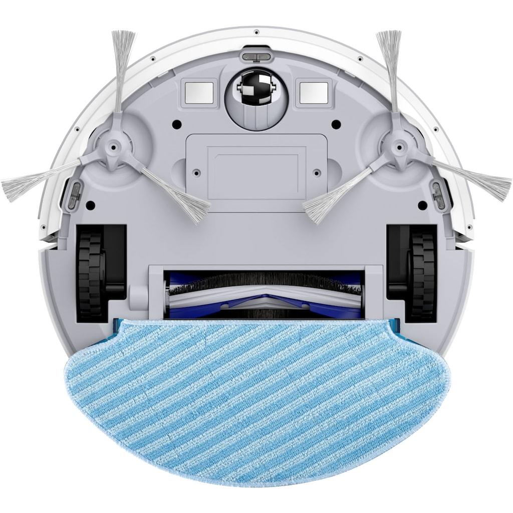Rowenta Saugroboter »X-plorer Serie 50 RR7387«, 4 in 1 Reinigung; Hochpräzise Navigation; Kompatibel mit Smartphone & Sprachassistenten