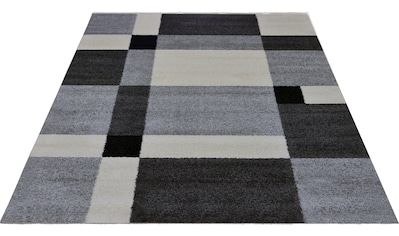 merinos Teppich »Casa 853«, rechteckig, 18 mm Höhe, Wohnzimmer kaufen