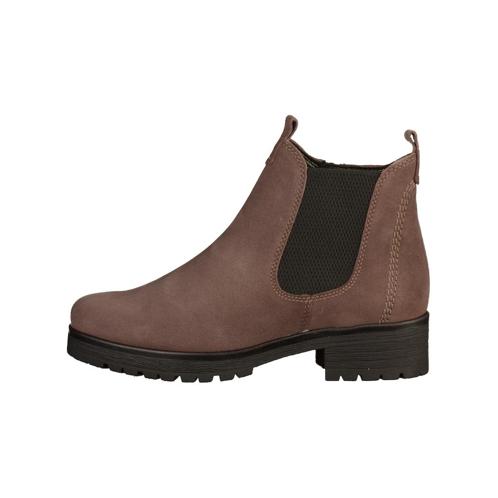 Gabor Ankleboots »Veloursleder«