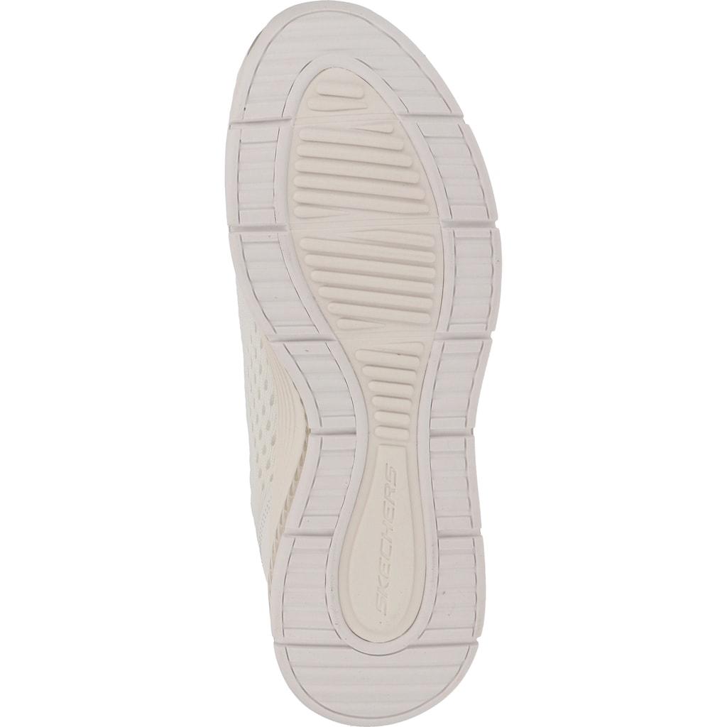 Skechers Sneaker »Lederimitat/Textil«