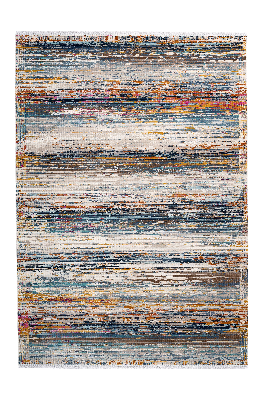 me gusta Teppich Anouk 800, rechteckig, 5 mm Höhe, Flachgewebe, Vintage Des günstig online kaufen