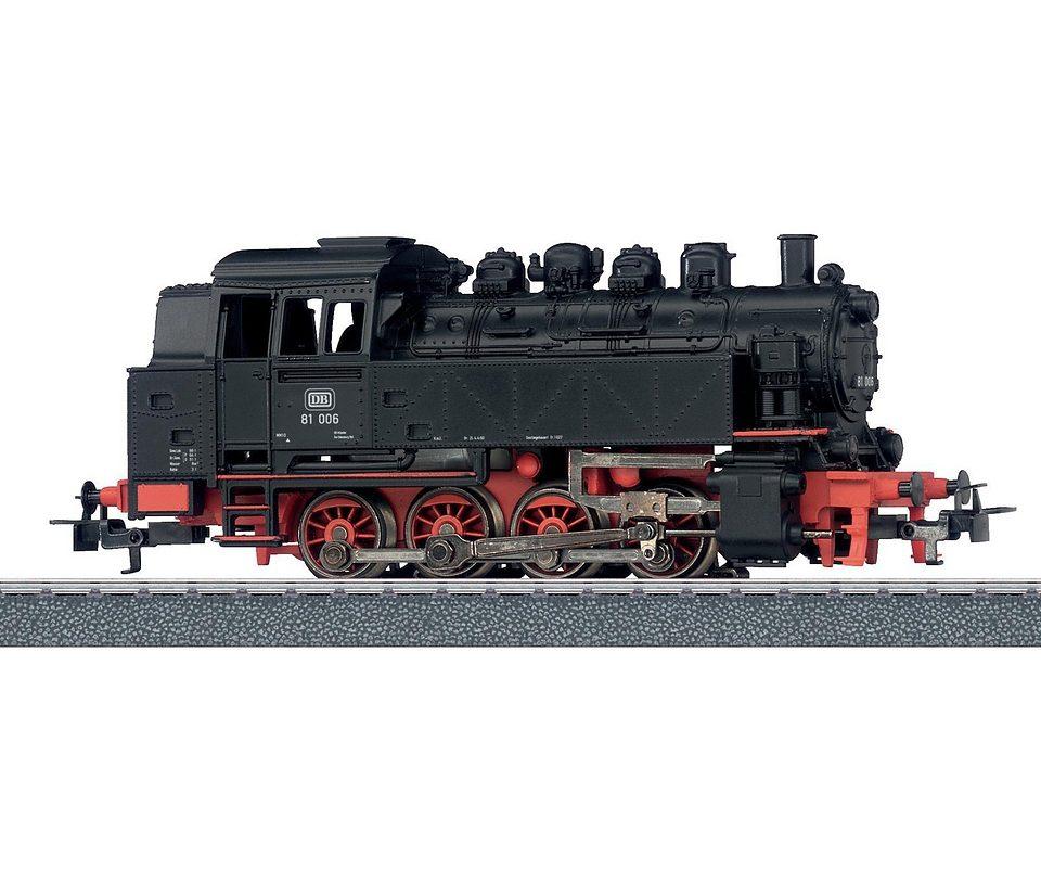 Märklin Tenderlokomotive Märklin Start up - Schwere Rangierlokomotive BR 81, DB - Wechselstrom - 36321, Spur H0