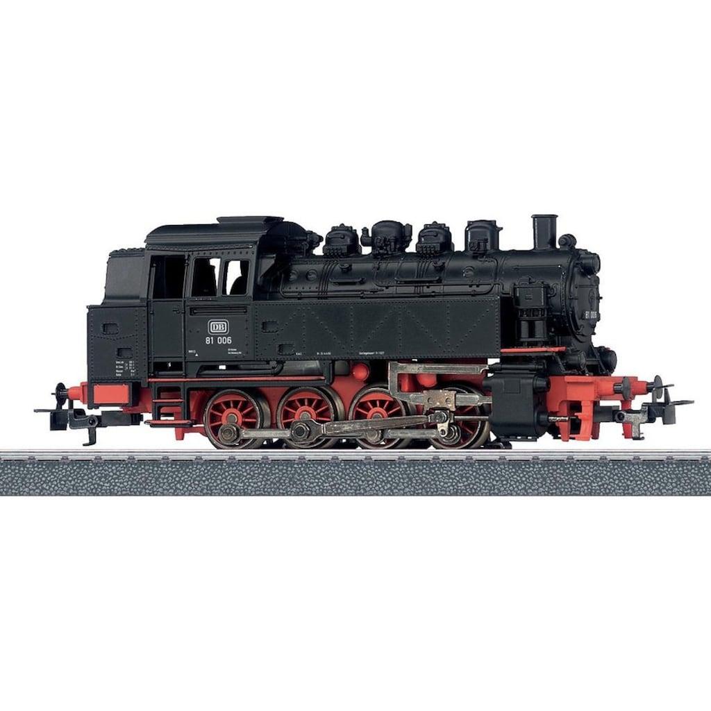 Märklin Tenderlokomotive »Märklin Start up - Schwere Rangierlokomotive BR 81, DB - Wechselstrom - 36321«