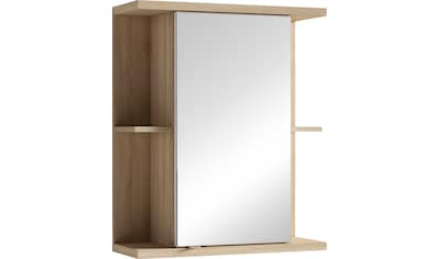 byLIVING Spiegelschrank »Nebraska«, Breite 60 cm, mit großer Spiegeltür und viel Stauraum kaufen