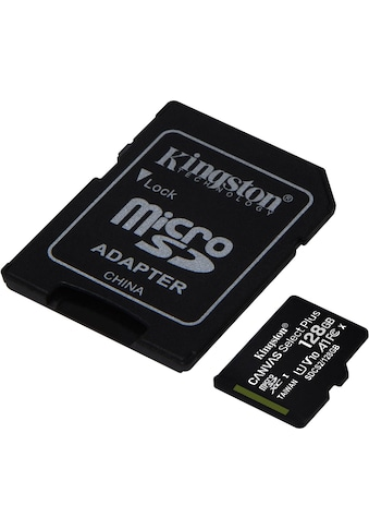 Kingston »Canvas Select Plus microSD« Speicherkarte (Lesegeschwindigkeit maximal 100 MB/s) kaufen