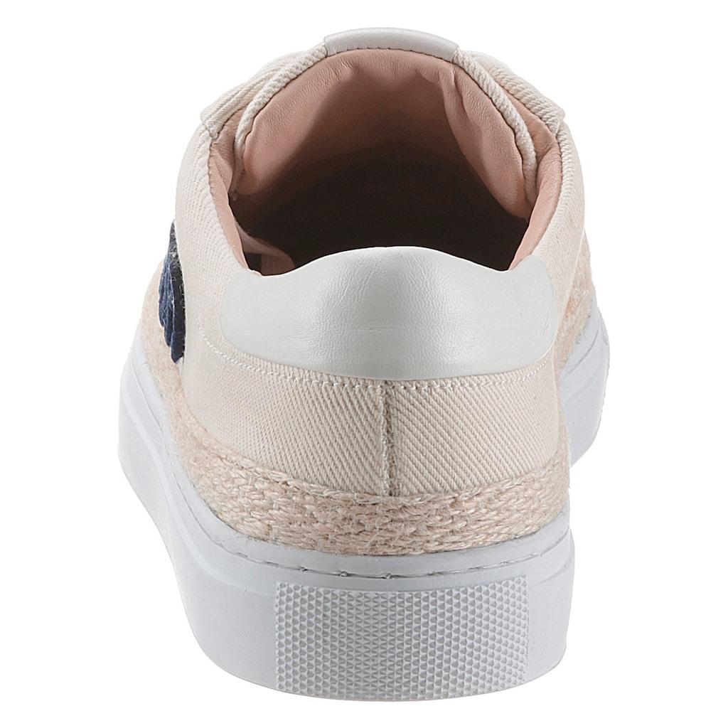 Joop! Sneaker »Cotone Coralie«, mit weißer Laufsohle